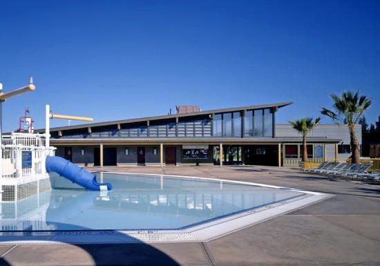 Morgan hill aquatics complex integral group for Indoor air design san jose