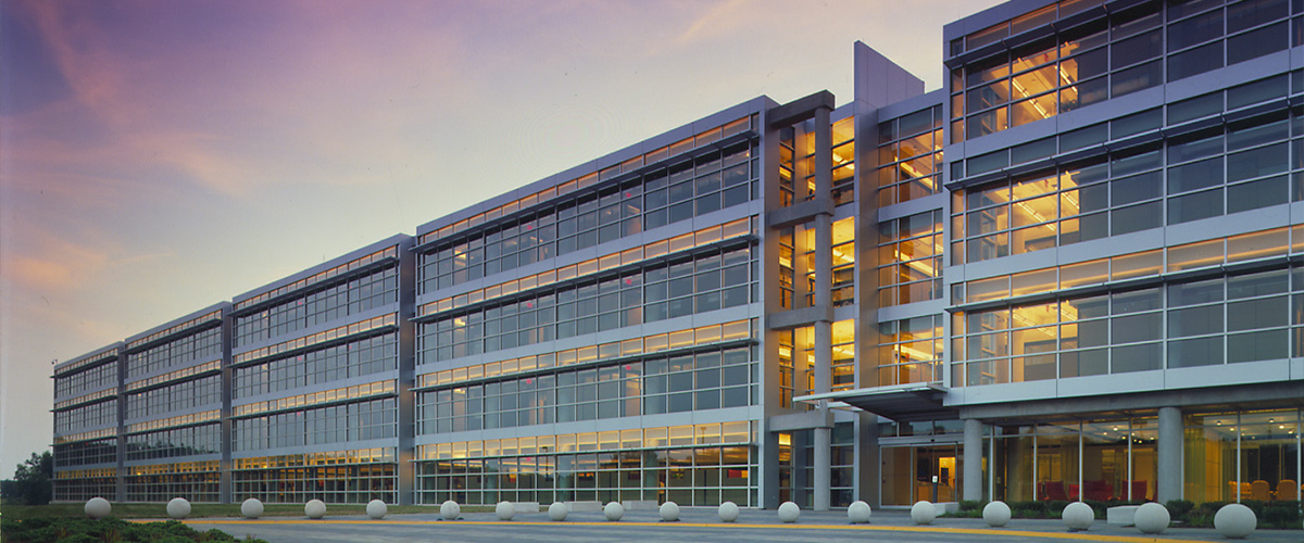America Online Headquarters