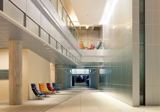 America online headquarters integral group for Indoor air design san jose ca
