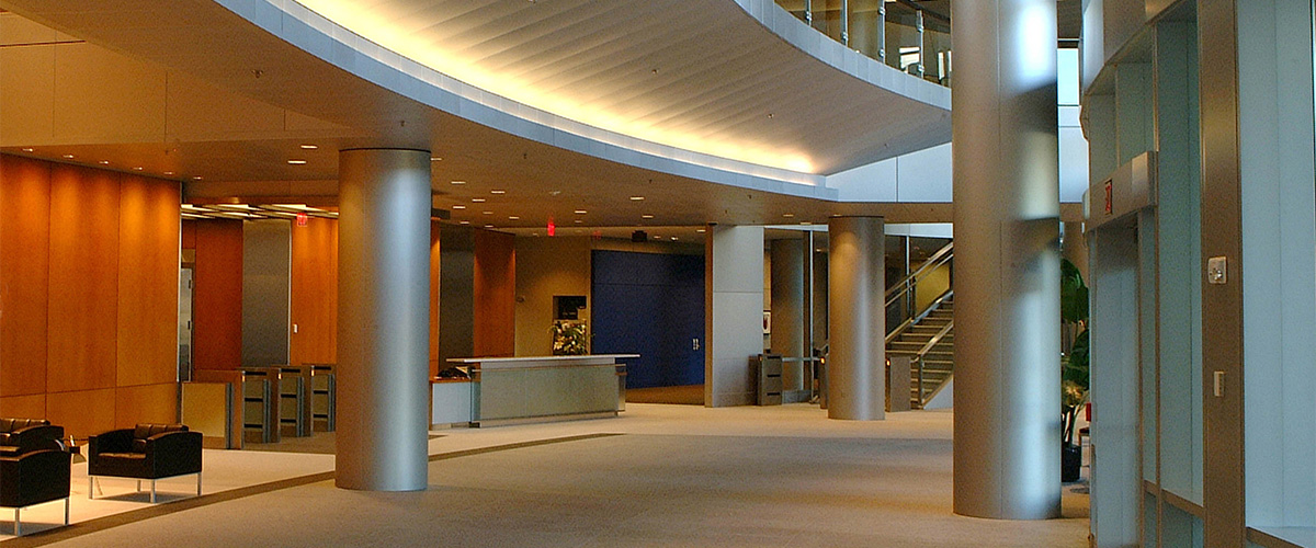 Capital One Financial Corporation Headquarters Integral