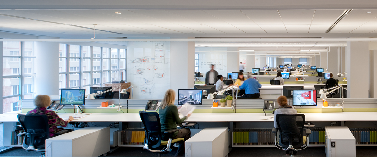 Perkins+Will DC Office