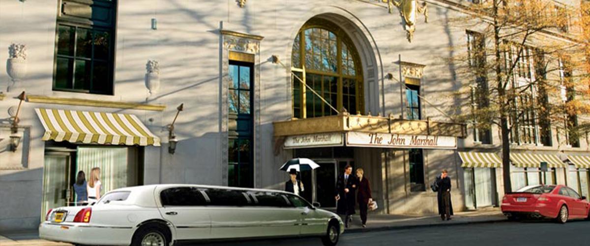 The John Marshall Hotel