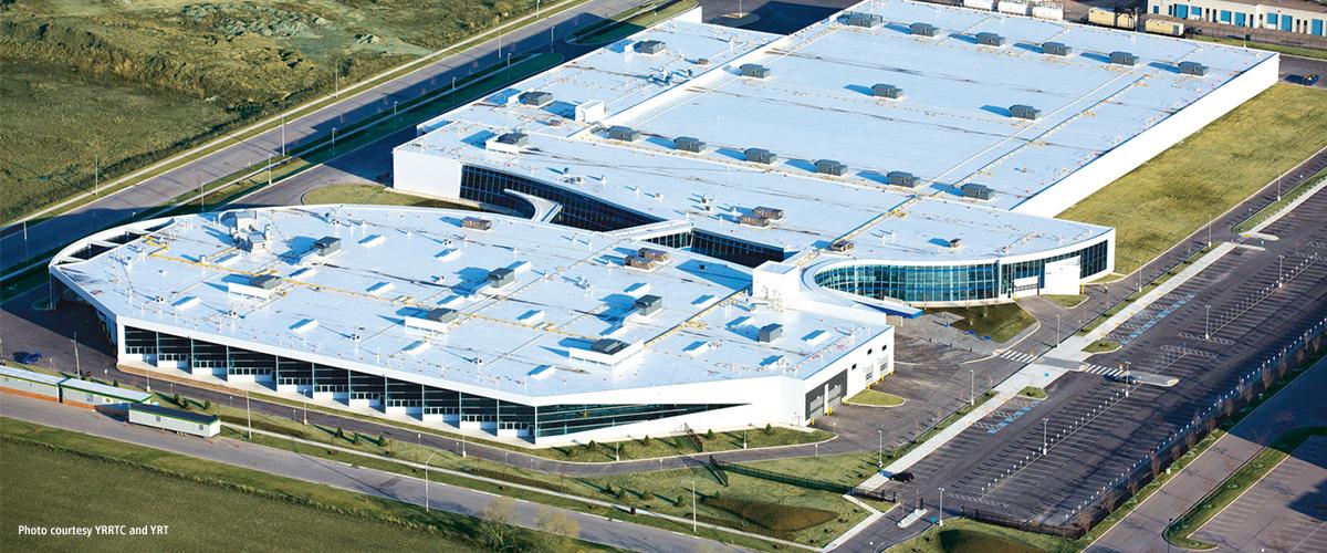 Viva Transit Operations Center