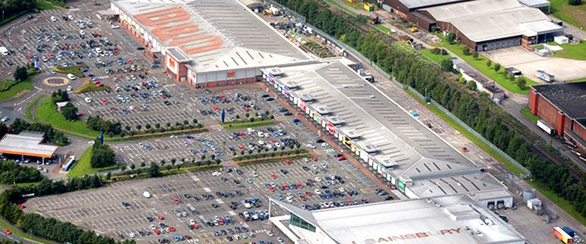 Great western retail park