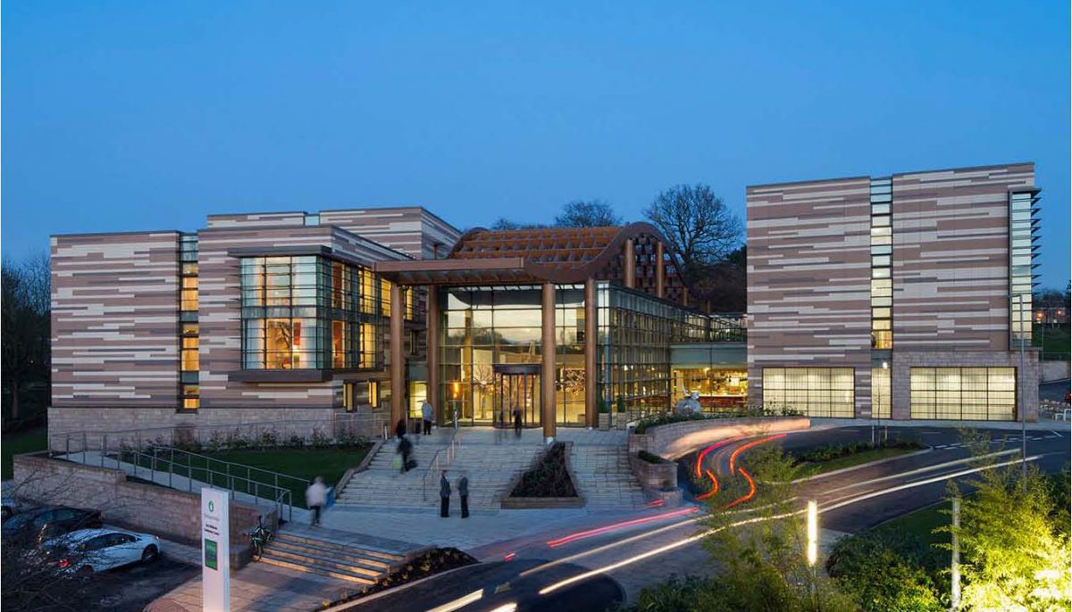 Higher Education & Hotels Profile - Univeristy of Nottingham Conference Hotel_1.21