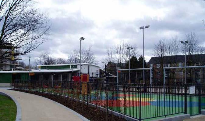 Leisure profile - Spa Park; Southwark_1.0
