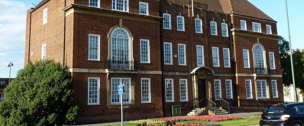 North Hertforshire college