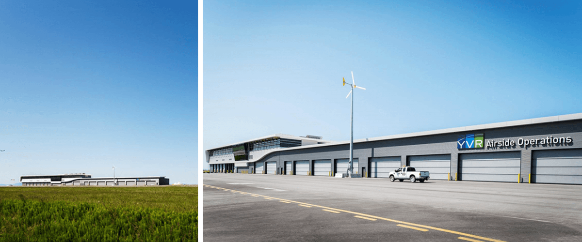 Yvr Airside Operations Building Integral Group