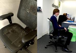 CBE Comfort Chair