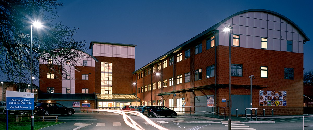 stourbridge health and social care centre