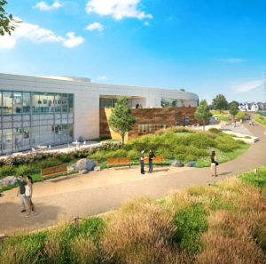 Photo courtesy DES Architects