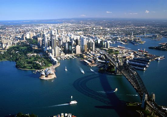 Sydney Australia Integral Group Deep Green Engineering