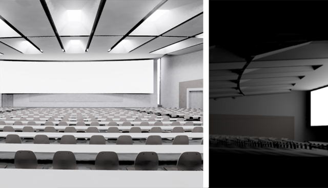UC Davis Lecture Hall