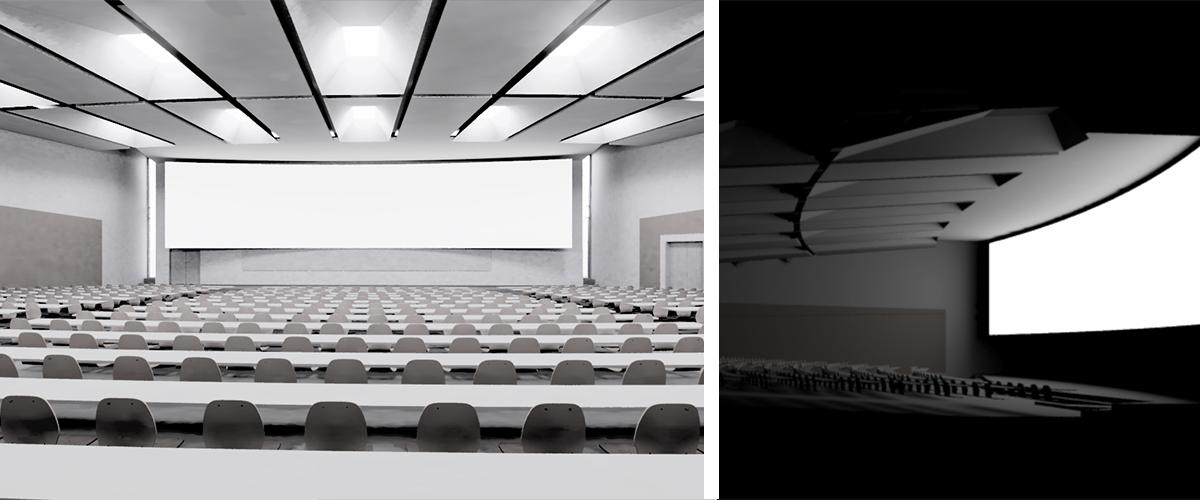 UC Davis Lecture Hall