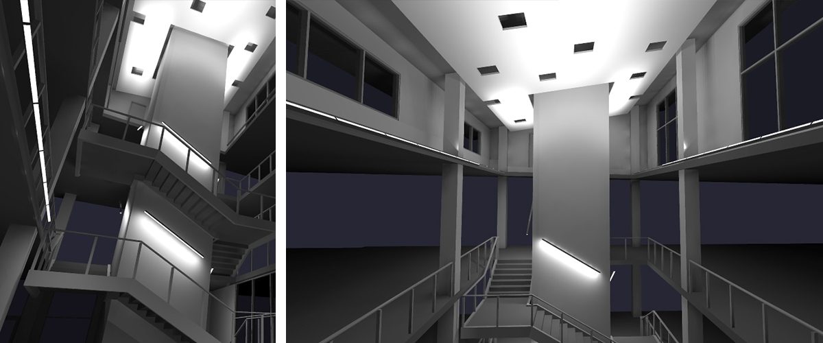 UC Merced Admin Building