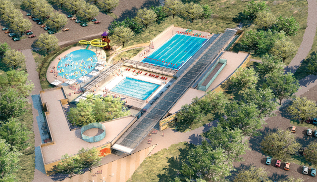 Elk Grove Aquatic Center