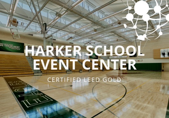 Harker Gym LEED Gold