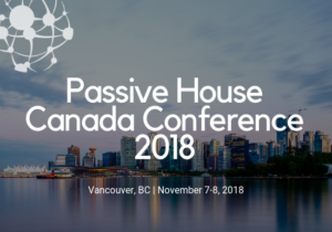 Passive House Canada Conference 2018_1