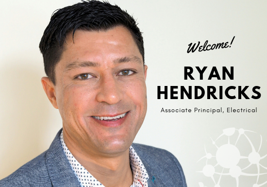 Welcome Ryan Hendricks