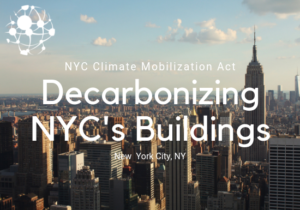 NYC GhG Emissions Law