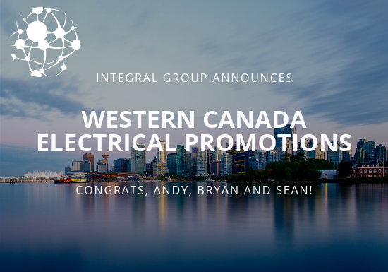 Integral Group Promotes New Electrical And Light Studio