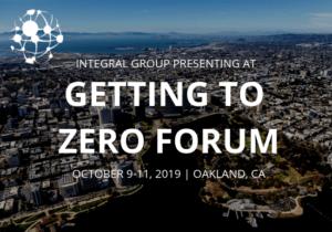 Getting to Zero 2019
