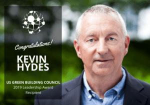 Kevin USGBC Leadership Award