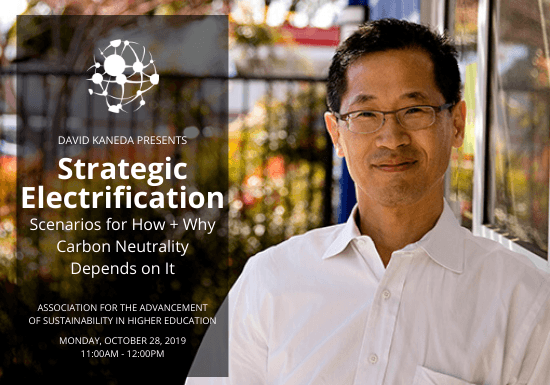 Strategic Electrification
