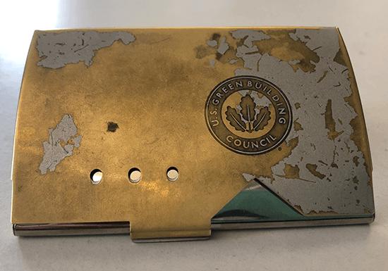 USGBC Card Holder