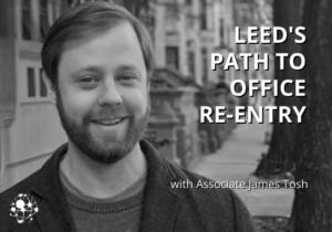 LEED Office Reentry