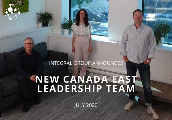 Canada East Leadership 2020
