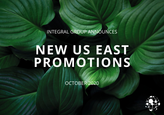 US East Promotions 2020
