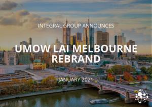 Melbourne Rebrand