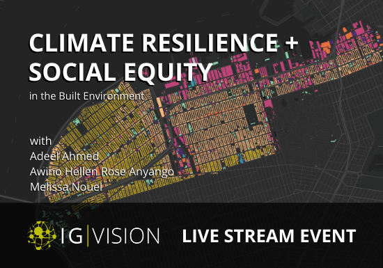 Climate Resilience Social Equity