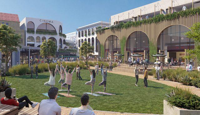 Horton Plaza Redevelopment