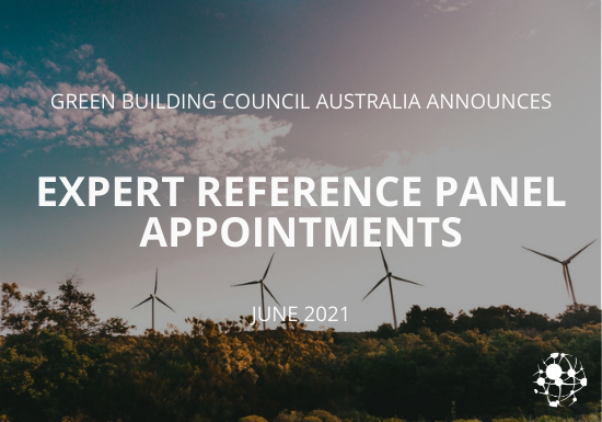 GBCA Expert Reference Panel