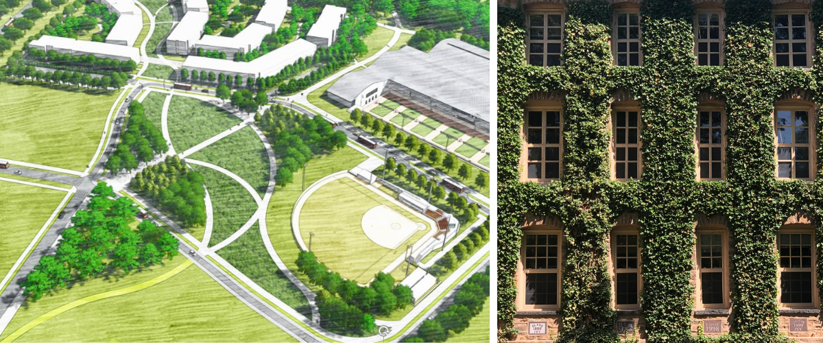 Princeton University | Geoexchange Central Plant